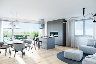 VERKAUFT!!!  3-Zimmer-Terrassen-Wohnung in Steinhaus bei Wels