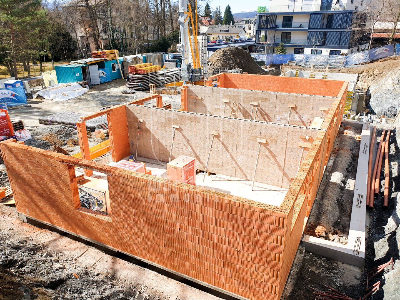 Baustellenfortschritt 11.03.2020