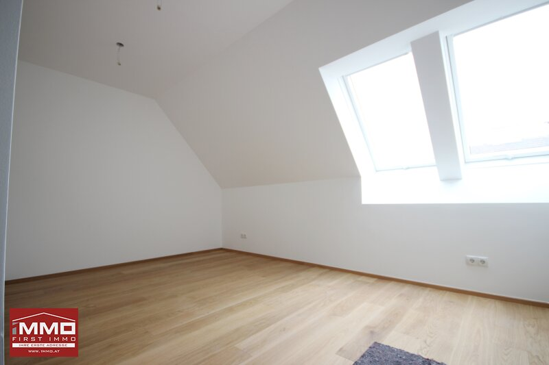 *^* Wunderschöne helle Dachgeschossmaisonette inklusive Weitblick und ruhiger Terrasse, nach eigenen Wünschen und Ideen fertigstellen *^* /  / 1140Wien / Bild 1