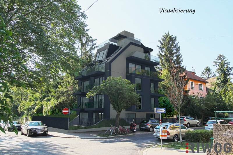 PIED A TERRE - wertstabil - hochwertig - glamourös - Top 8 im Dachgeschoss mit Terrasse /  / 1190Wien / Bild 0
