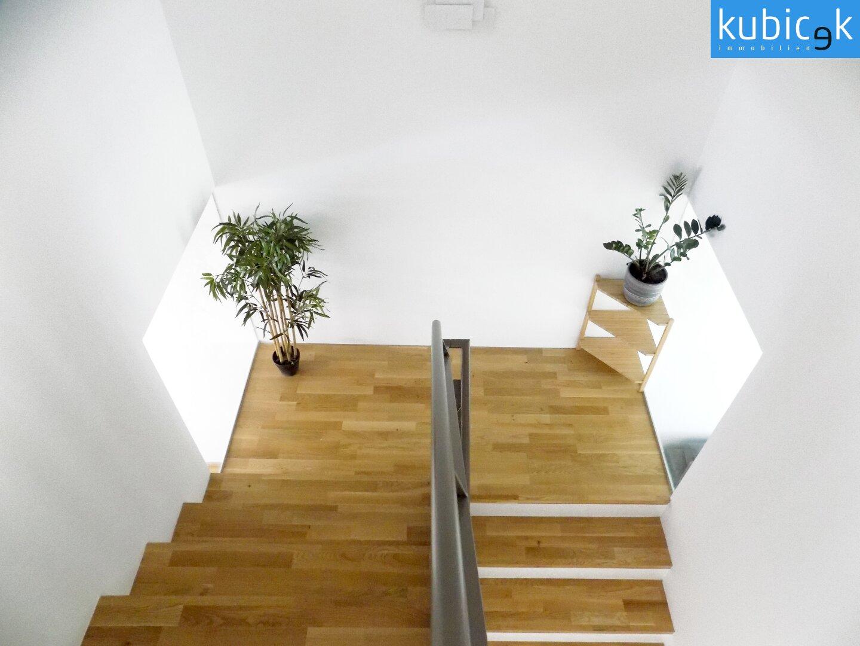 Stiegenhaus von oben