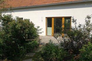 Leben anstatt nur wohnen: 2 Zimmerwohnung mit Garten im Grünen