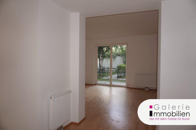 2-Zimmer-Altbauwohnung mit Eigengarten - Saniert Objekt_26010
