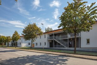 2-Zimmerwohnung in Hagenberg mit 6,5 m² Loggia - Erstbezug, Top 112