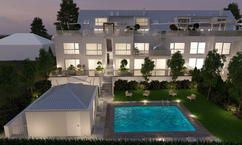 Perfekter Single-Wohntraum mit Terrasse und Garten zwischen Alte Donau und U1 Kagran 0% Provision