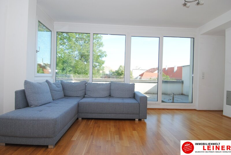 * BARRIEREFREI* Himberg - 3 Zimmer Mietwohnung mit großer Terrasse und Grünblick Objekt_8836 Bild_492
