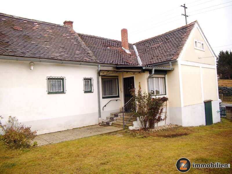 Uriges Bauernhaus mit Stadl /  / 7512Nähe Großpetersdorf / Bild 0