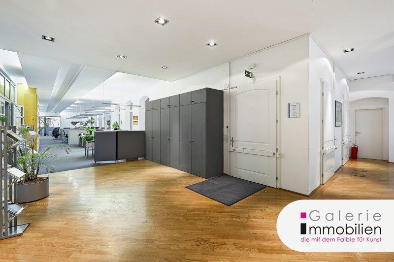 Loft mit Originalgusseisensäulen - Tiefgarage im Haus Objekt_28716
