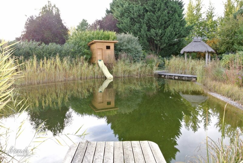 Villa mit Schwimmbiotop in Guntramsdorf /  / 2353Guntramsdorf / Bild 10
