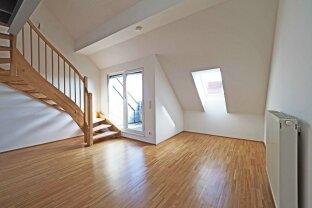 KROTTENBACHSTRASSE | 2-Zimmer-DG-Maisonette mit Terrasse