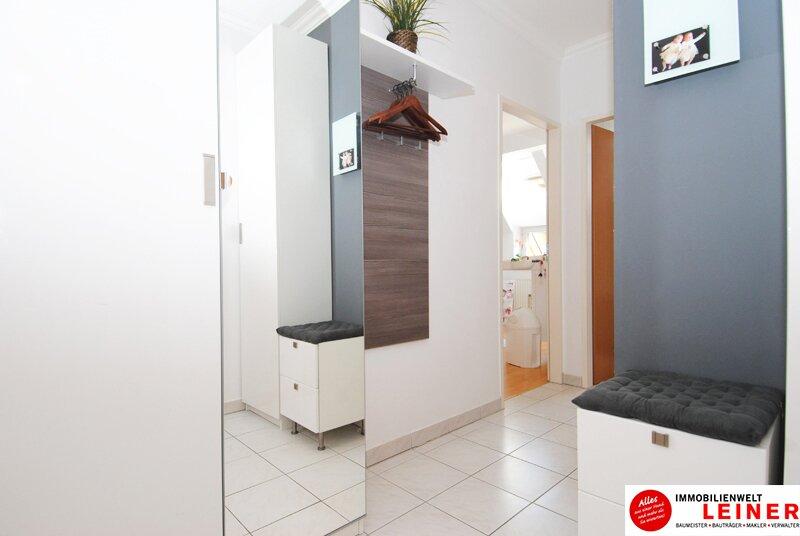 Schwechat - Beeindruckend Wohnen - Maisonette Penthouse Wohnung über den Dächern der Stadt Objekt_8955 Bild_819