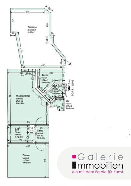 Ab Februar 2021 beziehbar - Barrierefreie Neubauwohnung mit großer Terrasse - sonnig und hell Objekt_33819 Bild_189