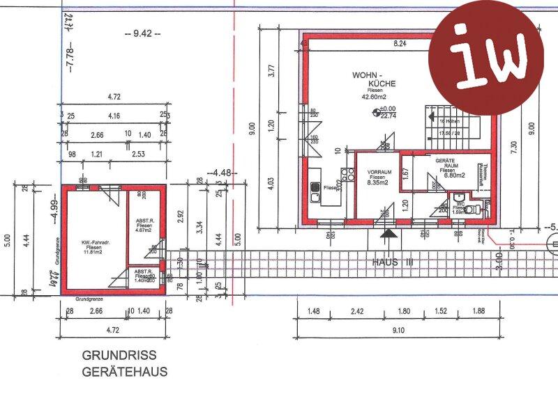 Wohnen in Rothneusiedl: Einfamilienhaus in Oberlaa Objekt_420 Bild_32