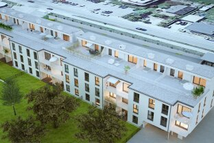 3 Zimmer Maisonette-Wohnung mit traumhafter Dachterrasse in Ebreichsdorf | Fertigstellung Sommer 2020 | Provisionsfrei