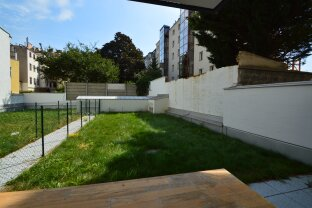 Gartenwohnung in Meidling
