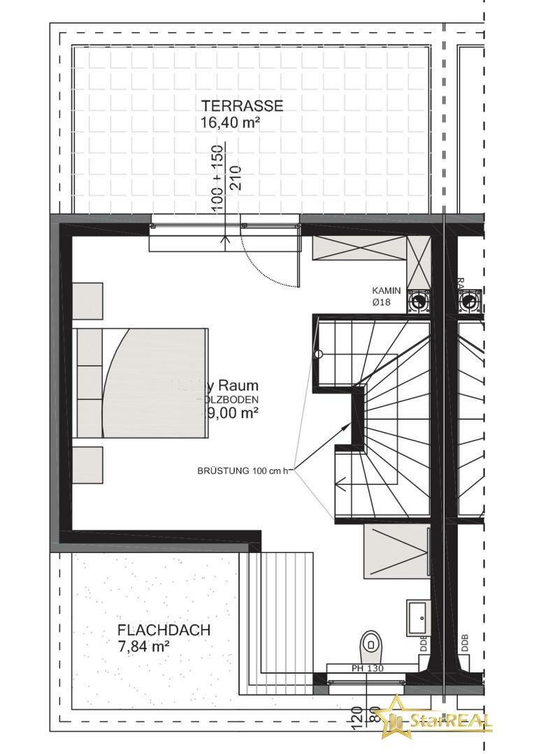 HAUS 5 Dachgeschoss