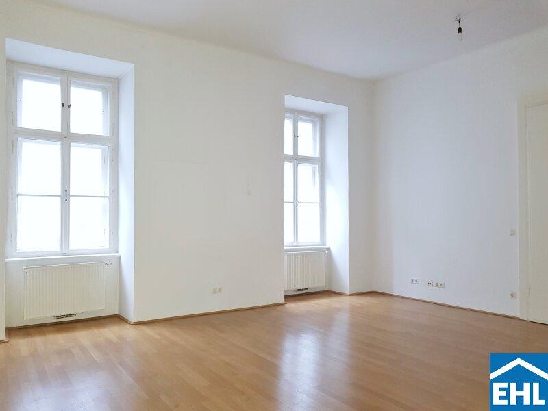 Schöne 3 Zimmer-Altbauwohnung Nähe Wiedner Hauptstraße /  / 1050Wien / Bild 0
