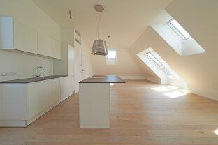 BIBERSTRASSE | mondere 3-Zimmer-Dachgeschoß-Maisonette mit Terrasse in ruhiger Innenstadtlage | U3 Stubentor