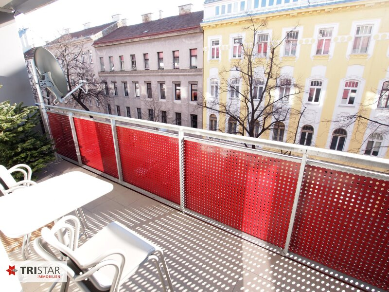 Wunderschöne 3 Zimmerwohnung mit Loggia in Südlage! /  / 1020Wien / Bild 4
