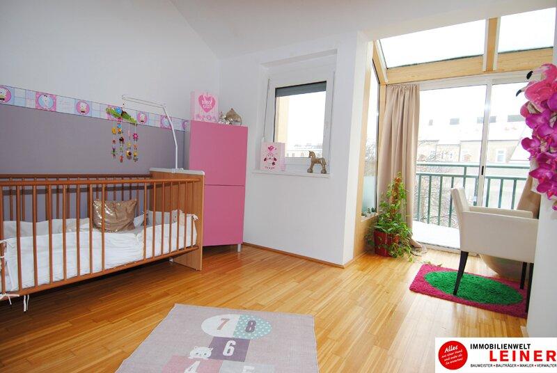 ACHTUNG KAUFANBOT LIEGT VOR!!! Schwechat - Rannersdorf:  sonniges Dachjuwel - 3 Zimmer Loft - Penthouse vom feinsten! Objekt_9361 Bild_556