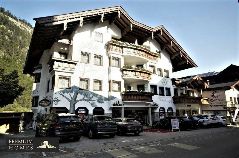 Beispielbild für MAYRHOFEN im Zillertal - Verkaufsfläche/Geschäftsfläche in Zentrumslage/Hauptstraße von Mayrhofen - ca. 125 m²