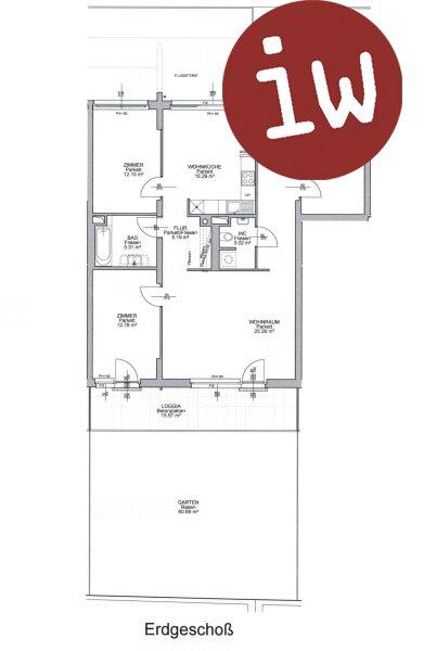 Moderne exklusive 4-Zimmer Gartenwohnung Objekt_503 Bild_168