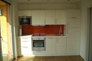 Sonnige 2 Zimmer Wohnung mit 2 Balkonen am Sachsenplatz! Nähe Augarten!