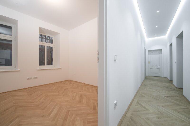 ++NEU++ Hochwertiger 4,5-Zimmer EG-ERSTBEZUG mit Garten, toller Stilaltbau, perfekte Raumaufteilung! Hofruhelage! /  / 1030Wien / Bild 2
