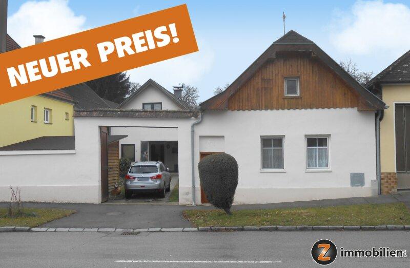 Burgenländischer Streckhof im Blaufränkischland!