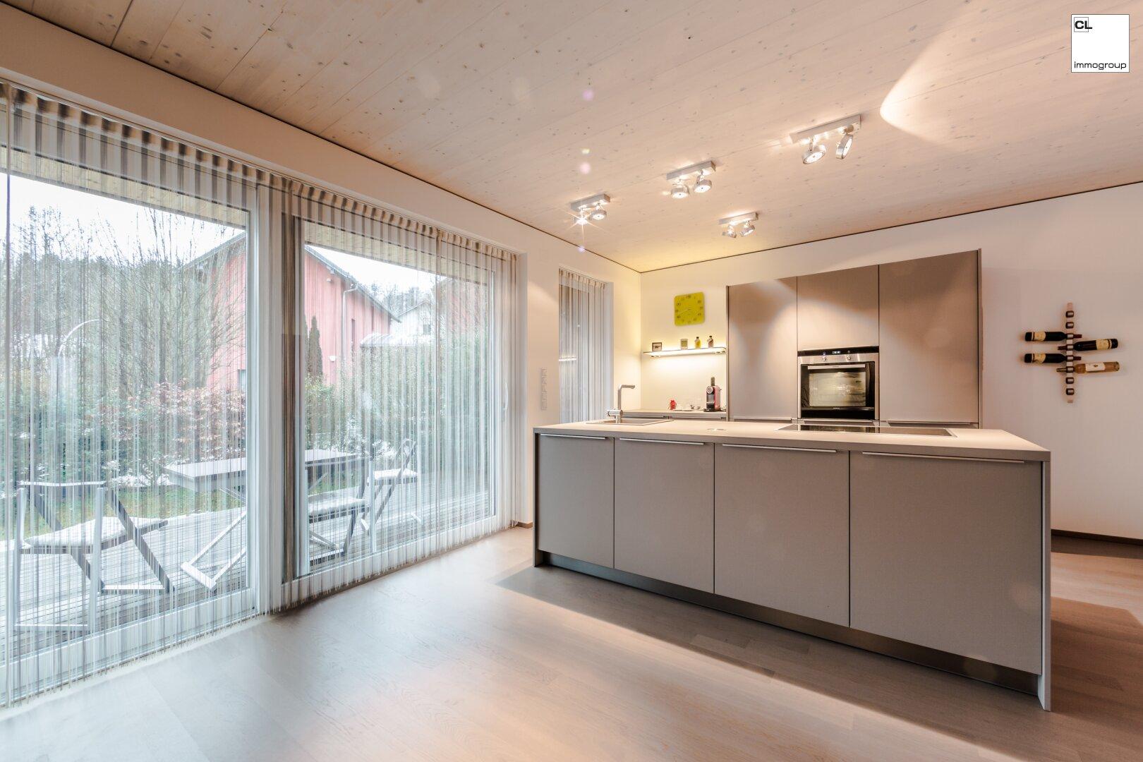 Kleines Reihenhaus als eigenständige Garten- und Terrassenwohnung - Eine Immobilie wie neu