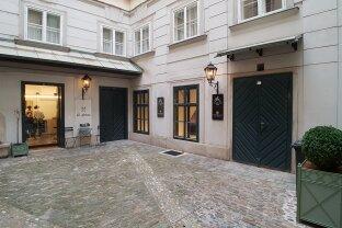 Exclusives Geschäftslokal in Barockpalais nächst Kärntner Strasse