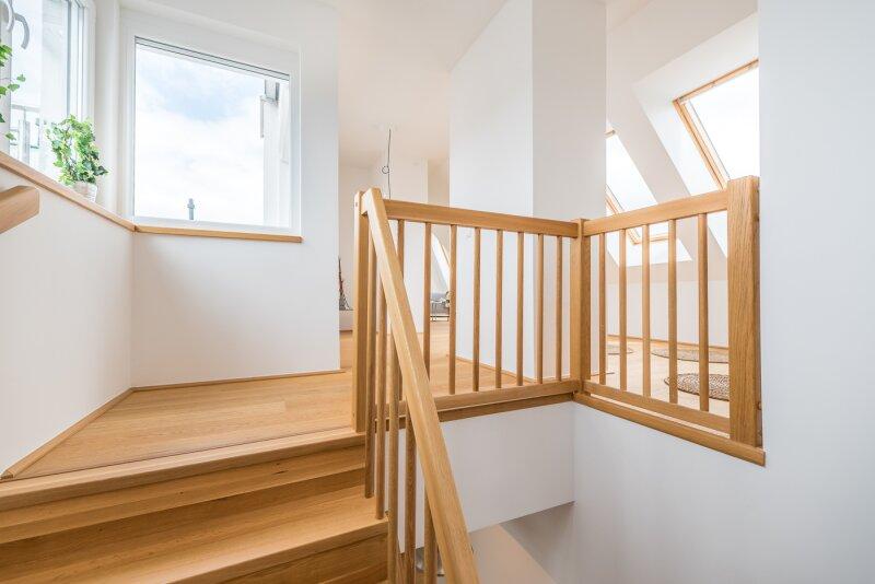 ++NEU++ TRAUM-DG-Maisonette, Dachterrasse: Kahlenberg/Cobenzl-BLICK, VIDEOBESICHTIGUNG! /  / 1190wien / Bild 6