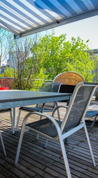Luxus-Penthouse in toller Lage mit 180 m² Sonnenterrassen