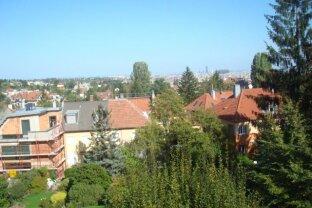 Sonnige Maisonette mit 3 Terrassen und Blick über Wien