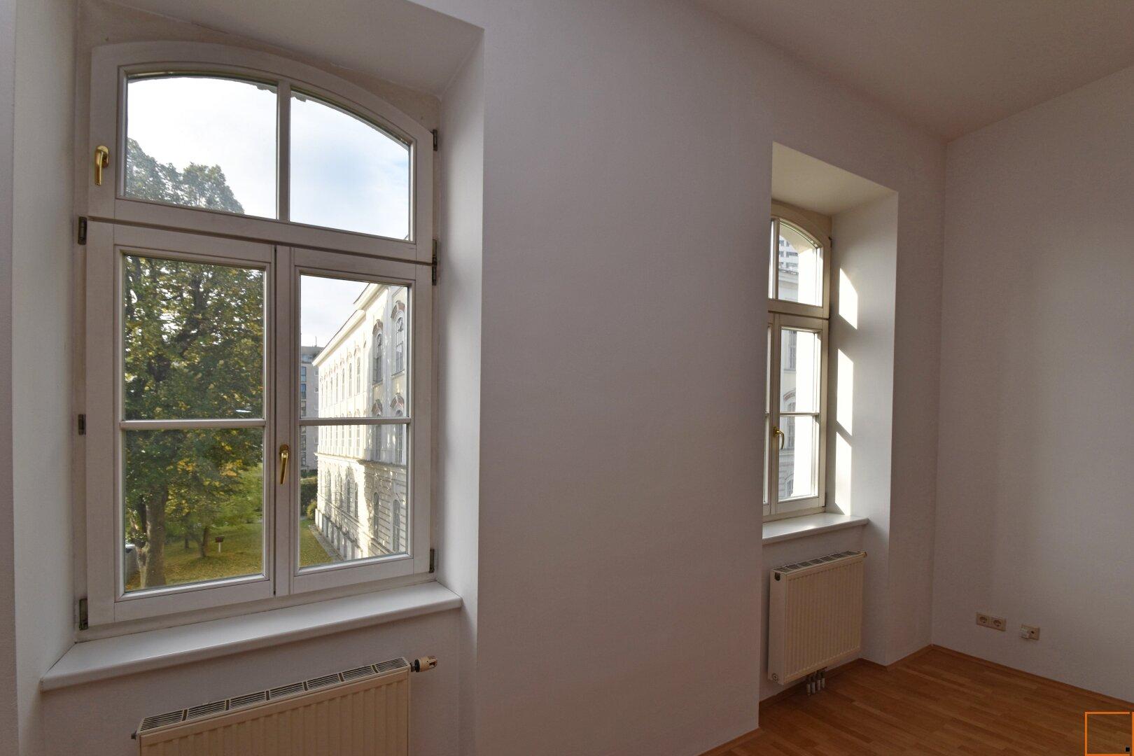 Wohnzimmer Ausblick