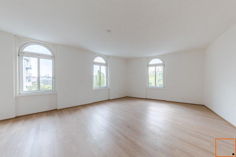Wohnen mit Weitblick - 4 Zimmer Altbauwohnung mit vielen Extras