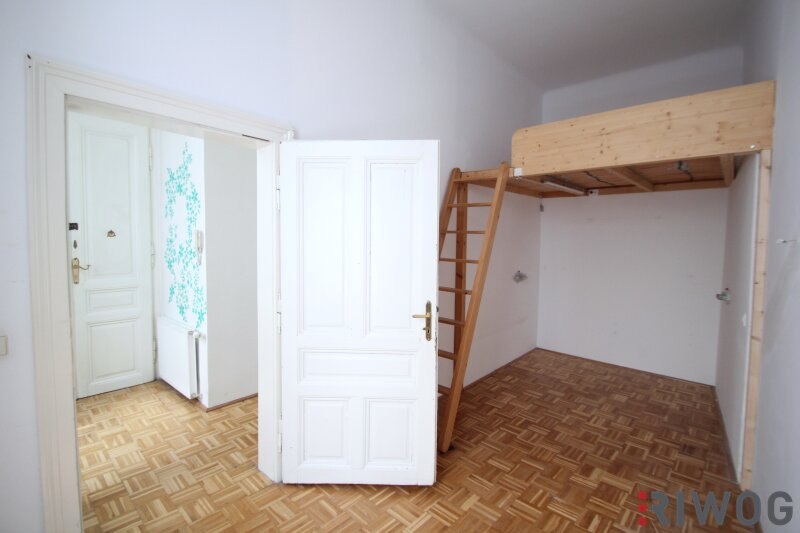 ***Charmante Altbauwohnung---Saniertes Haus---Schlafzimmer mit Innenhoflage*** /  / 1050Wien / Bild 8