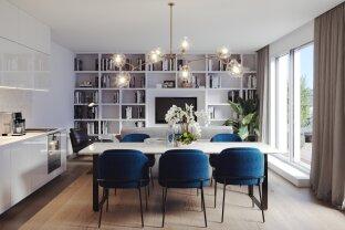 4 Zimmer Terrassenwohnung mit Fernblick in exklusivem Neubauprojekt