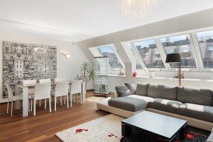 Großzügig modernes Dachgeschoss in Bestlage