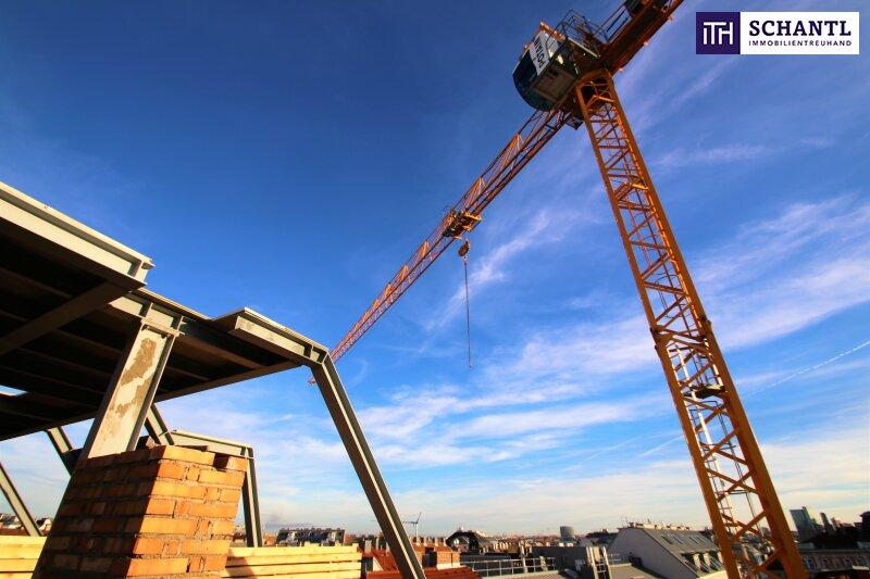 Ihre Wohnungssuche endet HIER! Neue Dachgeschoss-Wohnung mit 3 Terrassen + perfekte Raumaufteilung + Parkplatzmöglichkeit! /  / 1150Wien / Bild 6