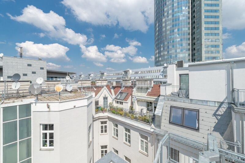 ++NEU++ Hochwertiger 3-Zimmer DG-Erstbezug, tolle Aufteilung! riesige Dachterrasse, toller Ausblick!! ***Videobesichtigung*** /  / 1200Wien / Bild 7