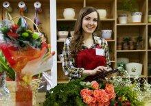 Gesucht Florist/in - Blumenhändler/in für Innenstadtgeschäft