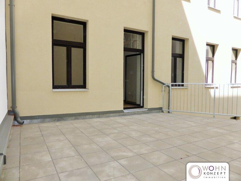 Unbefristeter 80m² Altbau + 34m² Terrasse in Ruhelage! /  / 1150Wien / Bild 3