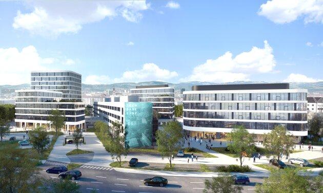 DIREKT VOM EIGENTÜMER - Office Campus