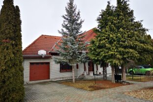 Einfamilienhaus mit gepflegtem Garten - Nähe Rechnitz