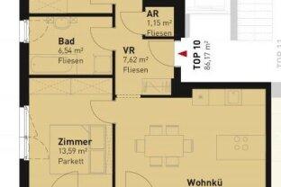 PROVISIONSFREI! Moderner Wohnbau in TOP LAGE!