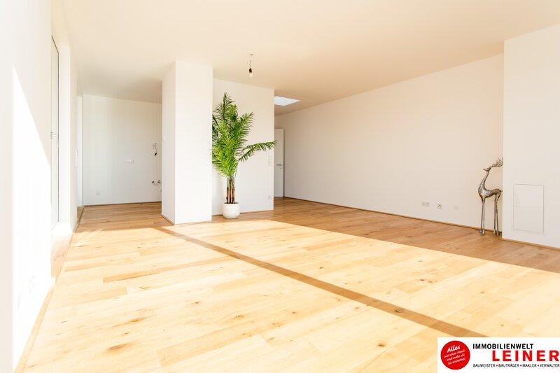 100 m² PENTHOUSE *UNBEFRISTET*BARRIEREFREI*Schwechat - 3 Zimmer Penthouse im Erstbezug mit 54 m² großer südseitiger Terrasse Objekt_8816 Bild_603