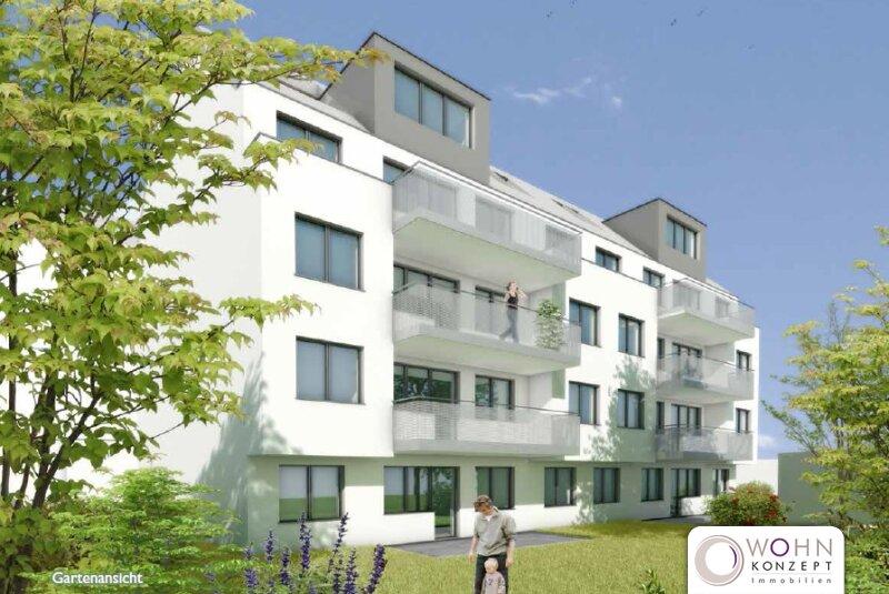 Neuwertig: Gartenseitiger 64m² Neubau + 16m² Balkon u. Topeinbauküche - 1030 Wien /  / 1030Wien / Bild 0