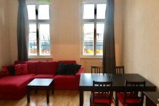 Entzückendeklassische & teilmöblierte Wiener 3-Zimmer Altbau-Wohnung - Nähe HAUPTBAHNHOF!