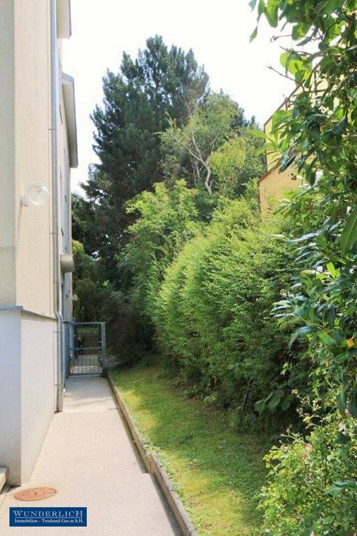 Zugang zum Allgemeingarten
